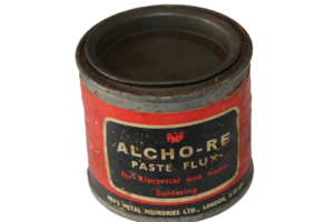 Fluxpaste