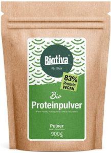 Biotiva - Frullato proteico vegano BIO